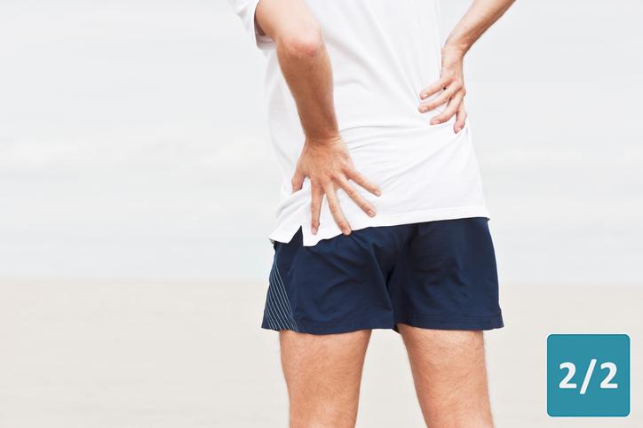 douleurs de la hanche