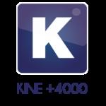 logo logiciel de gestion KINE +4000