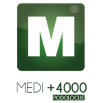 logo MEDI +4000 Podologue