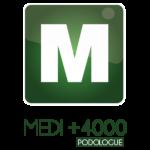 logo logiciel de gestion MEDI +4000 Podologue
