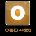 logo logiciel de gestion ORTHO +4000