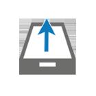 icône numérisation