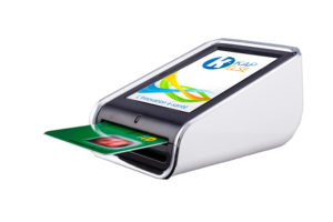 lecteur terminal Kap-else avec carte vitale