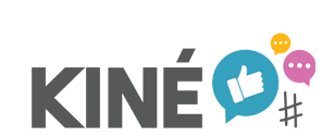 Logo Facebook Kine Blanc Rm Ingenierie