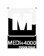 icone du logiciel de gestion de cabinet pour les podologue MEDI +4000