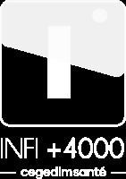 logo INFI +4000